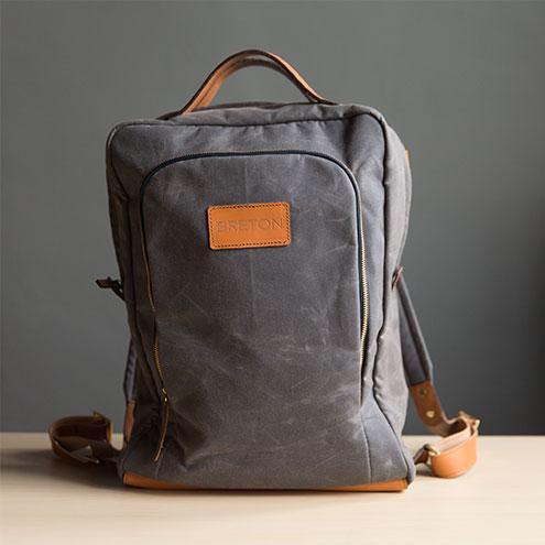 メルカリ breton company the modern day briefcase リュック バック