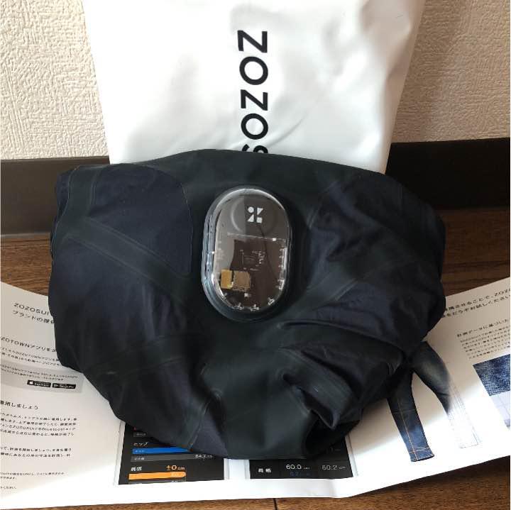 ZOZOSUITゾゾスーツ 初期型