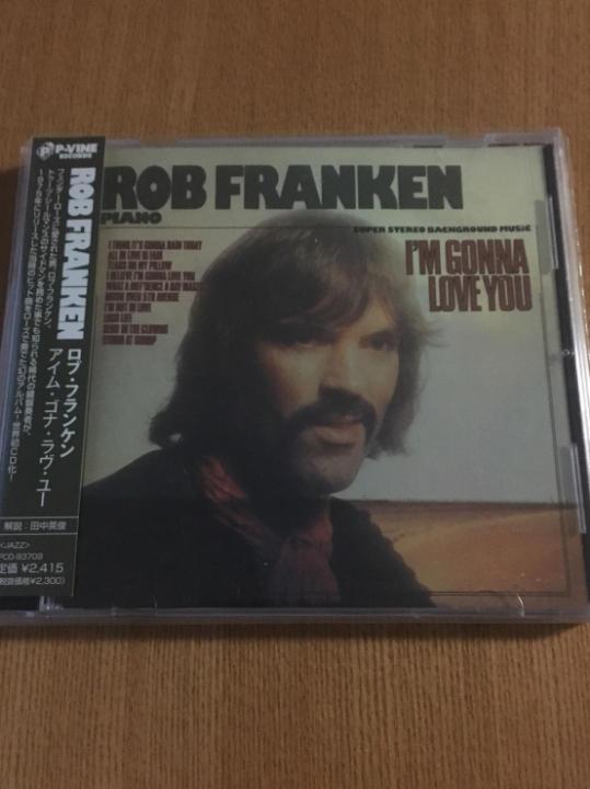 メルカリ - 【美品CD】ロブ・フ...