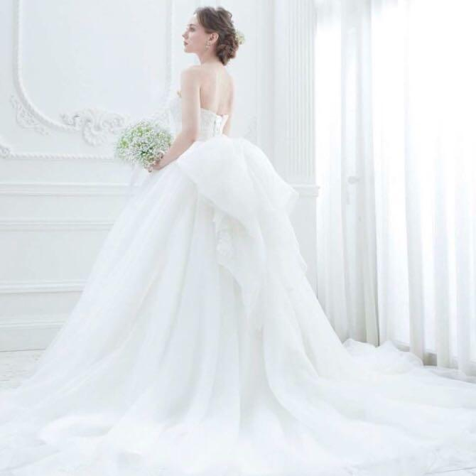 945b0140608bd メルカリ -  Cinderella   Co Helenaウェディングドレス ss4592 ...
