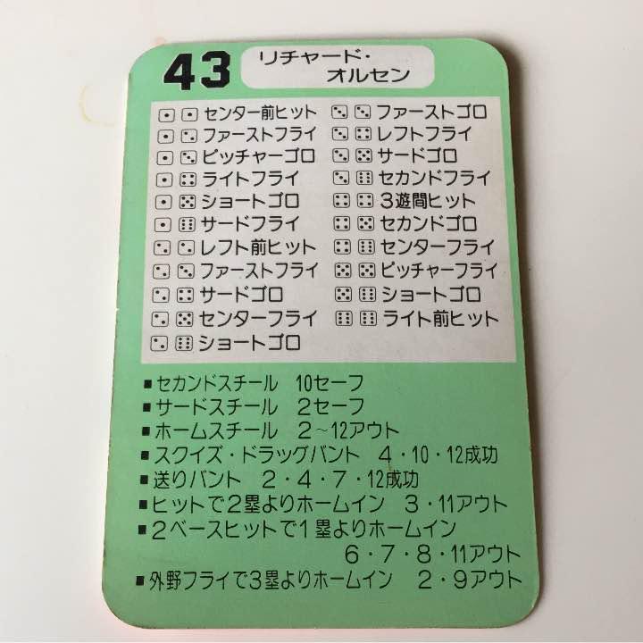 メルカリ - 野球カード 昭和59年...