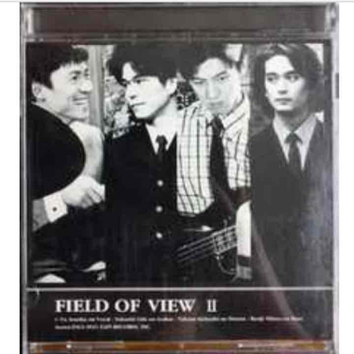 メルカリ - FIELD OF VIEW Ⅱ CD ...