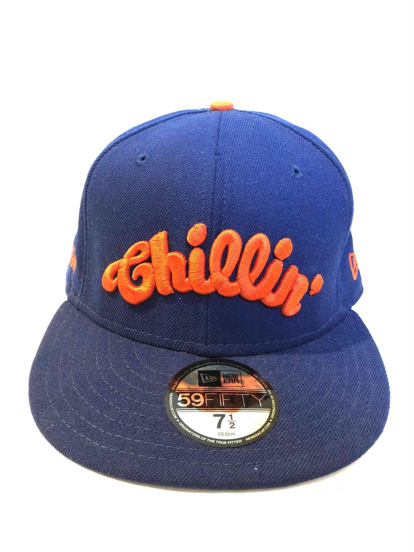 メルカリ chillin cap new era fitted 7 1 2 キャップ 2 500