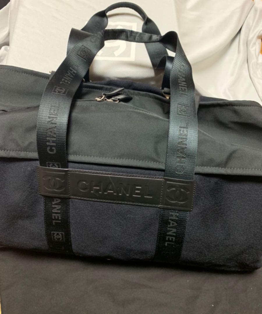 74a0bf49d639 メルカリ - CHANEL ボストンバッグ♡超美品 【シャネル】 (¥75,000) 中古 ...
