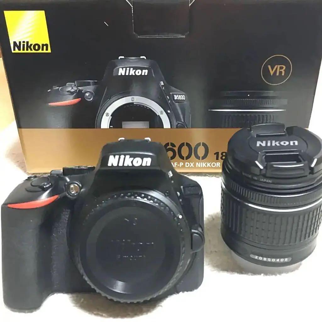 Nikon D5600 18 55 Vr Kit 59800 55mm