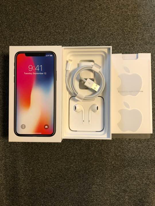 iPhone x イヤホン\u0026充電器セット