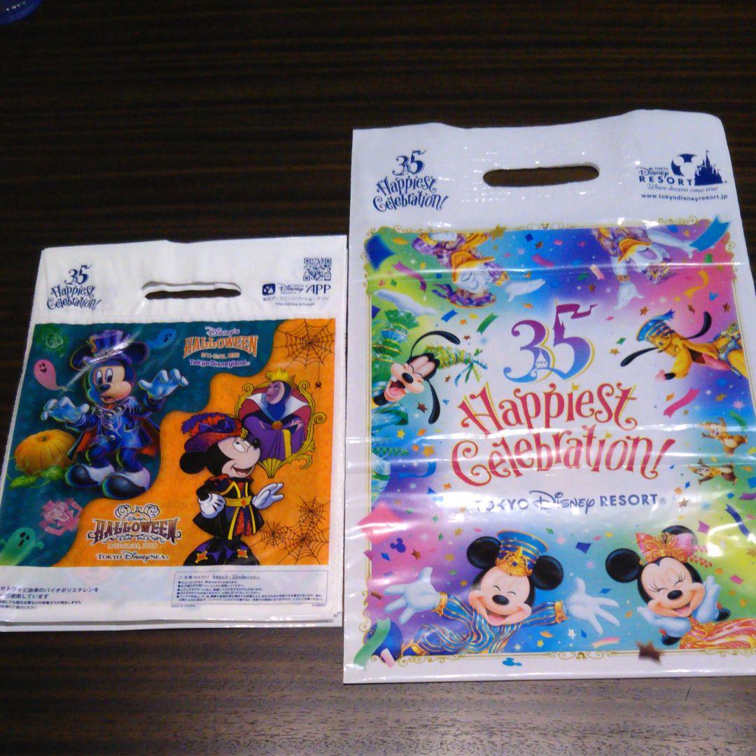 メルカリ - ディズニー 最新 ショップ袋 ショッパー 【キャラクター