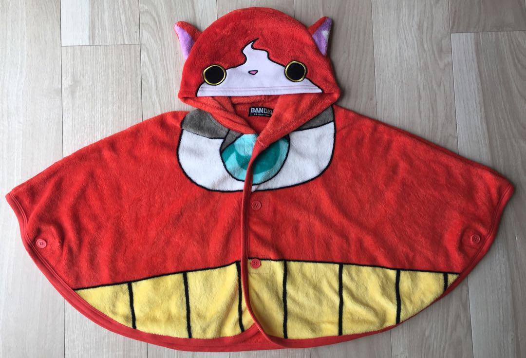 メルカリ 妖怪ウォッチ ジバニャン ポンチョ ハロウィン 600