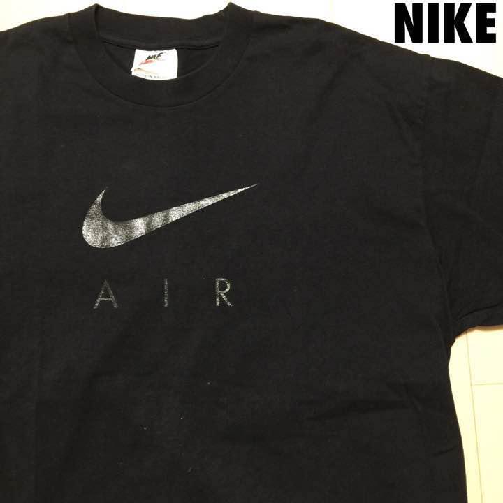 メルカリ 2430 nike ナイキ 白タグ 90年代 ロゴ tシャツ tシャツ