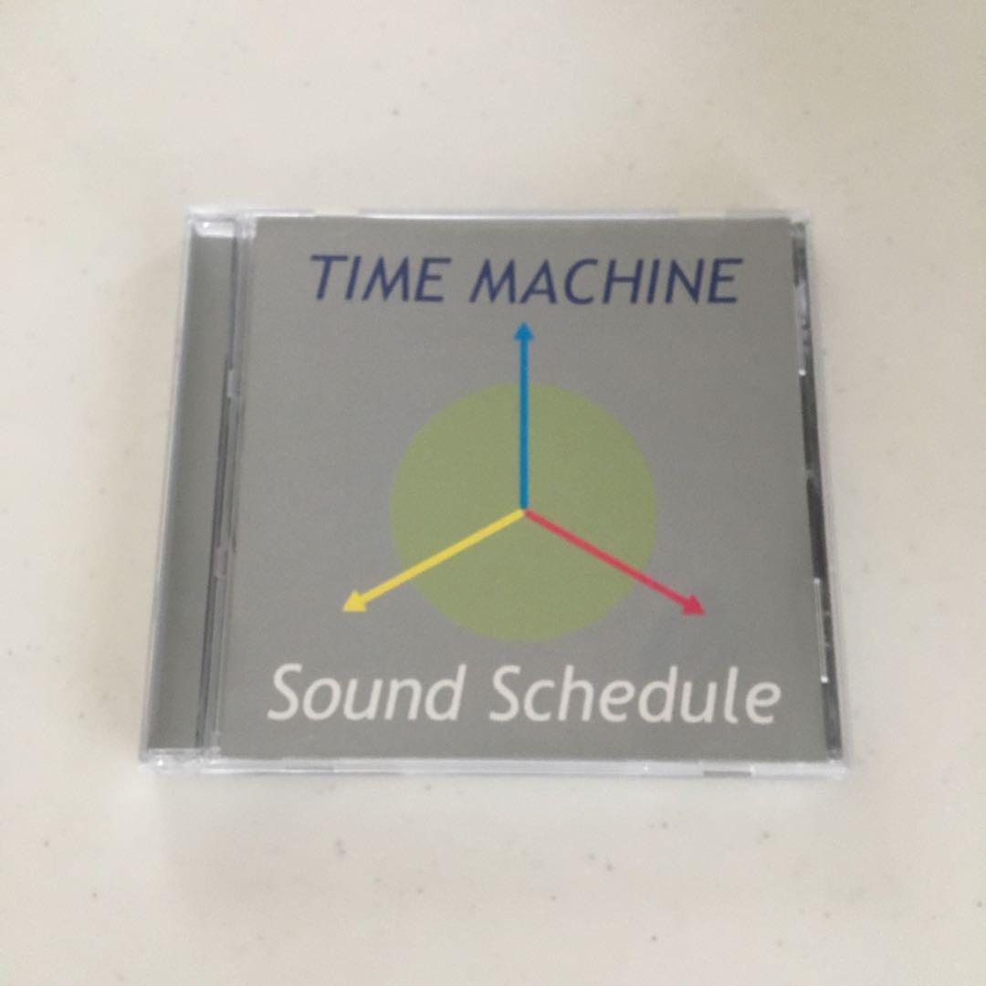 メルカリ sound schedule time machine 邦楽 1 099 中古や未