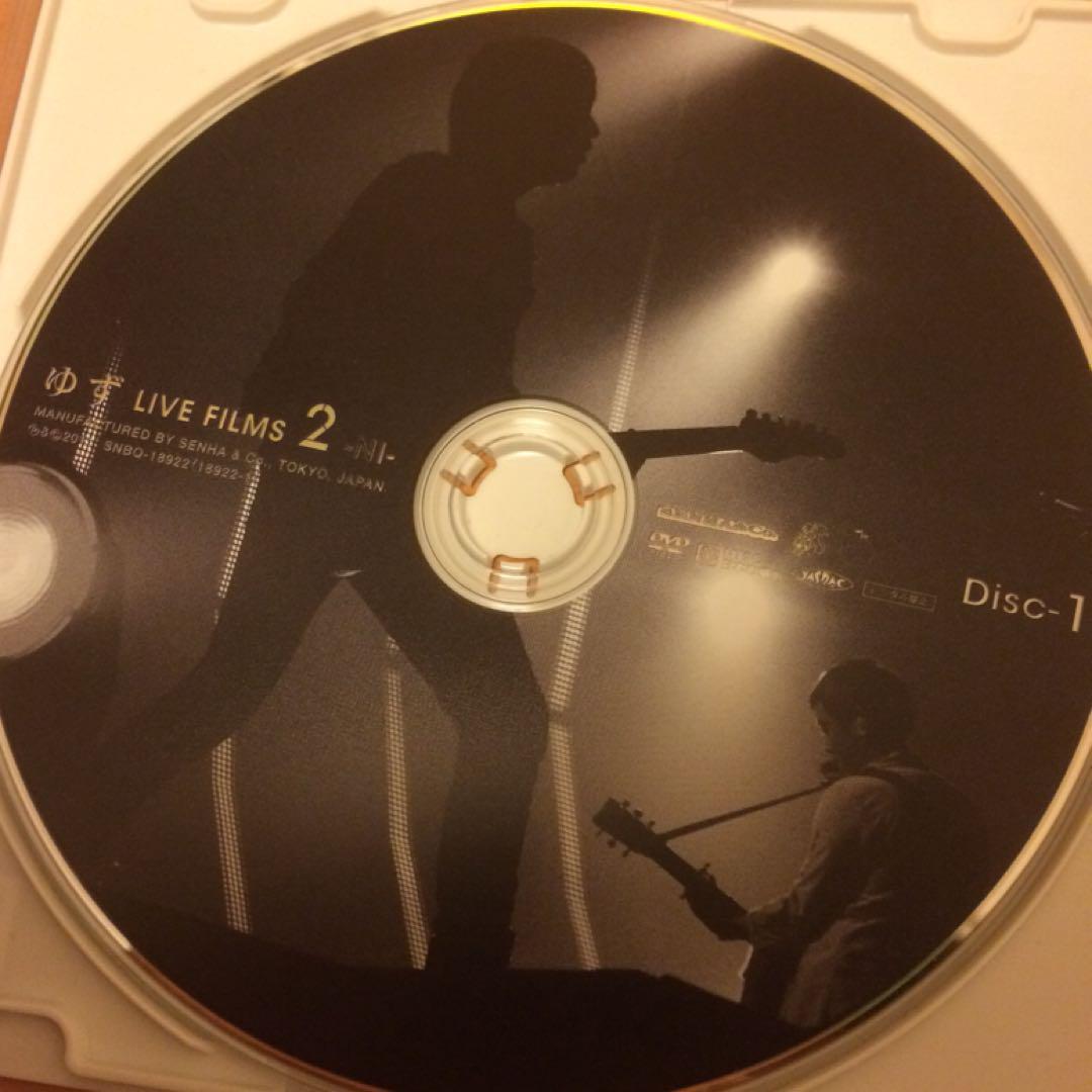 メルカリ - ゆず『LIVE FILMS 2-...