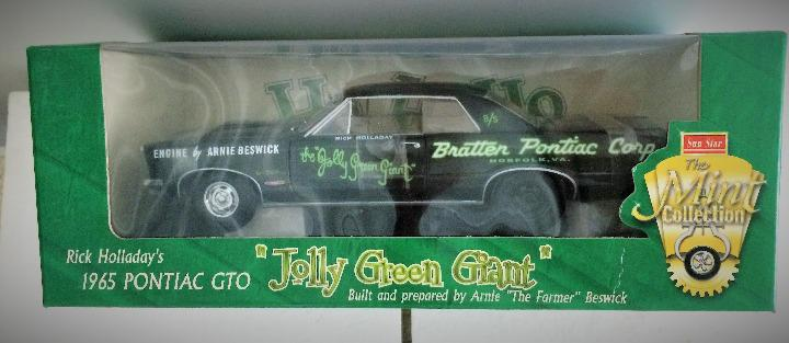 Used 1965 Pontiac Gto Jolly verde Giant 1 18 Out Of Print