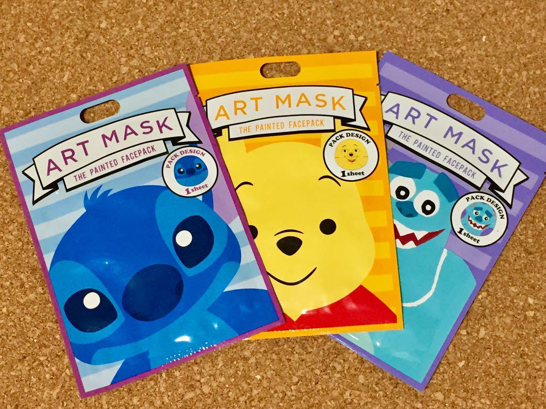メルカリ - ディズニー パック 【パック/フェイスマスク】 (¥800) 中古や