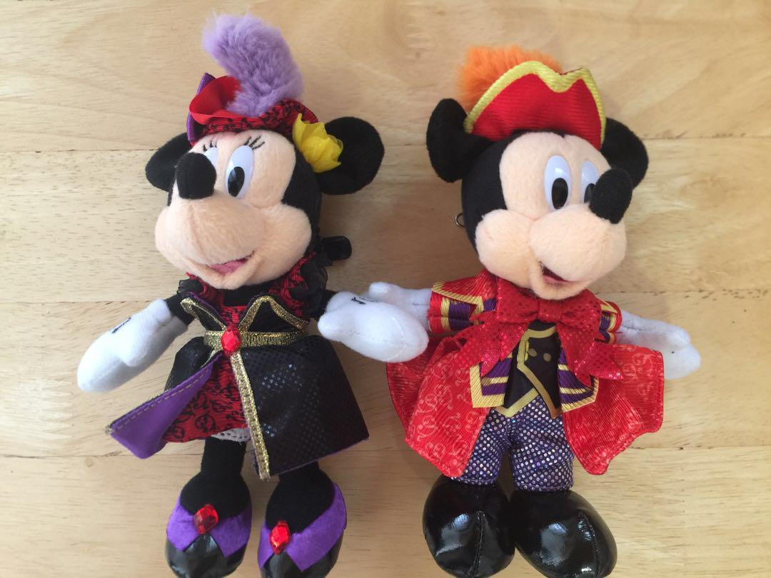 メルカリ - ディズニー ハロウィン2018 ミキ・ミニぬいば2個セット