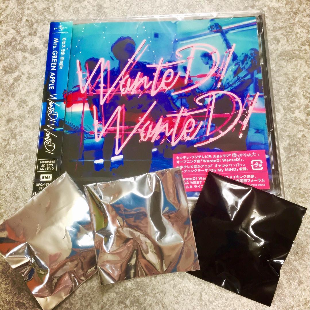 メルカリ - Mrs.GREEN APPLE CD ...
