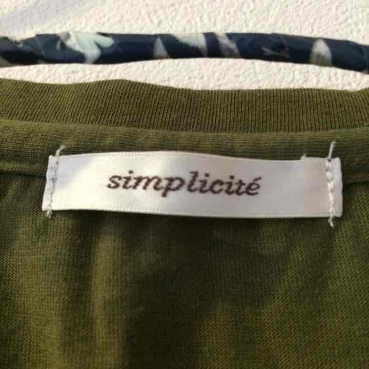 メルカリ Journalstandard購入 Simplicitetシャツ Tシャツ