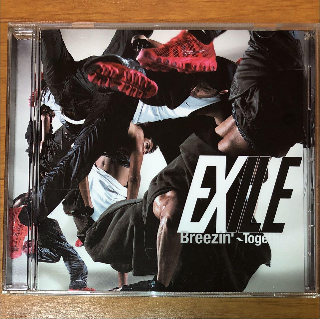 メルカリ - EXILE/Breezin'~Tog...
