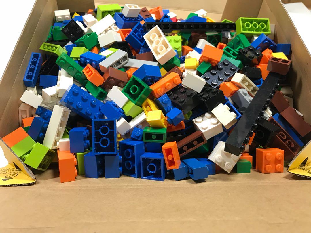 メルカリ レゴ lego ブロックまとめ 知育玩具 1 499 中古や未