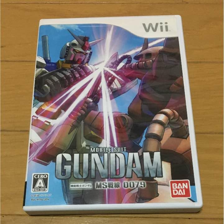 メルカリ - Wii ソフト 機動戦士...