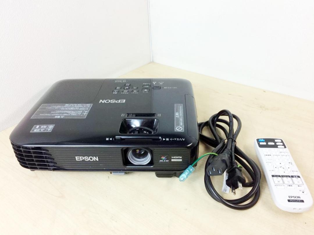 EPSON WB-420 プロジェクター