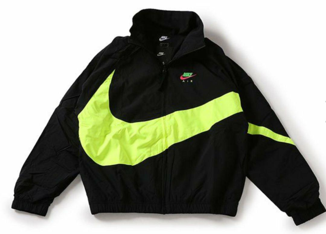 Details about New article M Nike woben jacket cd9262-010 Japan only 2 16 34243d268