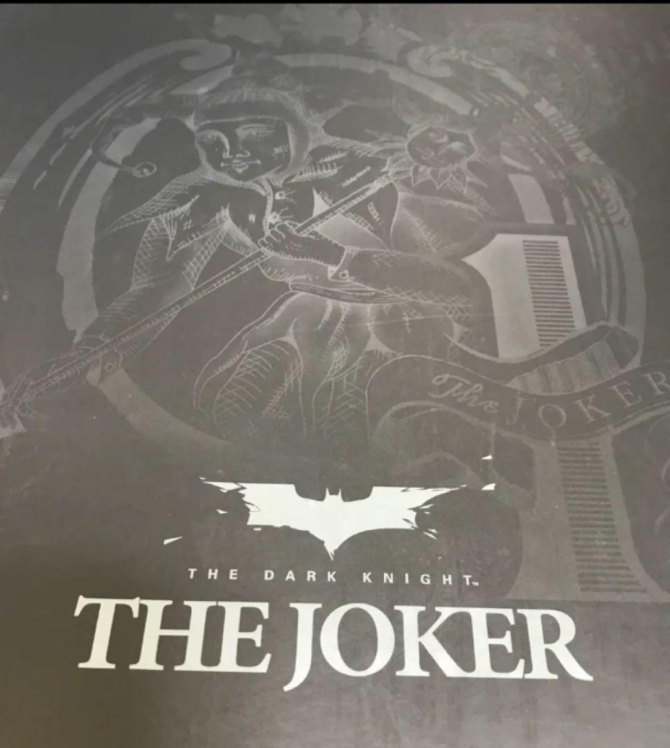 The Hot Toys Dark Knight Joker Deluxe Ver Ver Ver 1.0 Dx 01 763ce1