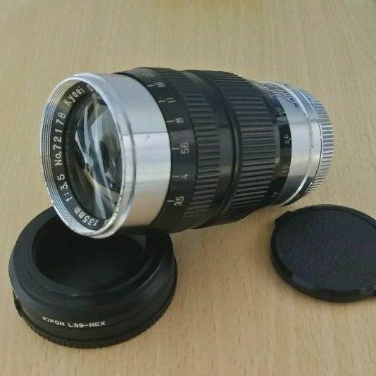 メルカリ dad3 super acall 135mm f3 5 レンズ 単焦点