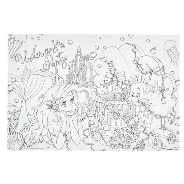 [印刷可能!] ディズニー 塗り絵 大人 - 子供と大人のための無料 ...