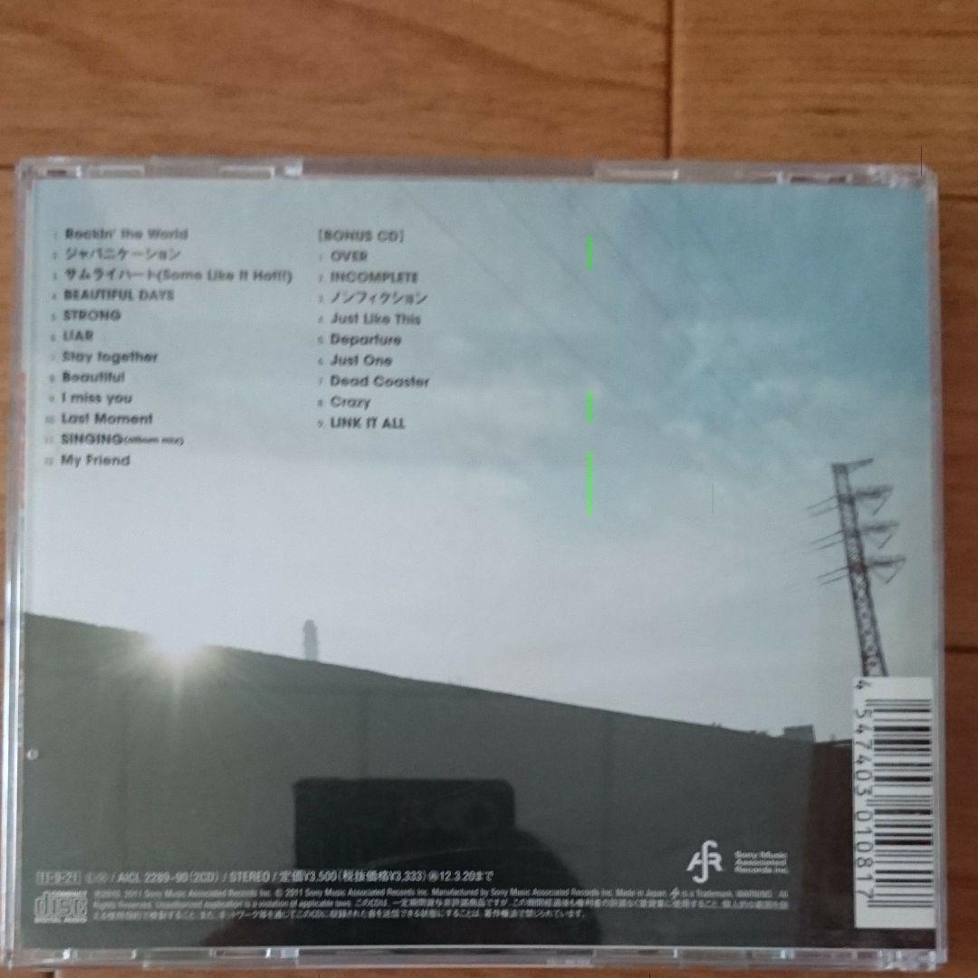 メルカリ - 初回限定盤B Rockin'...