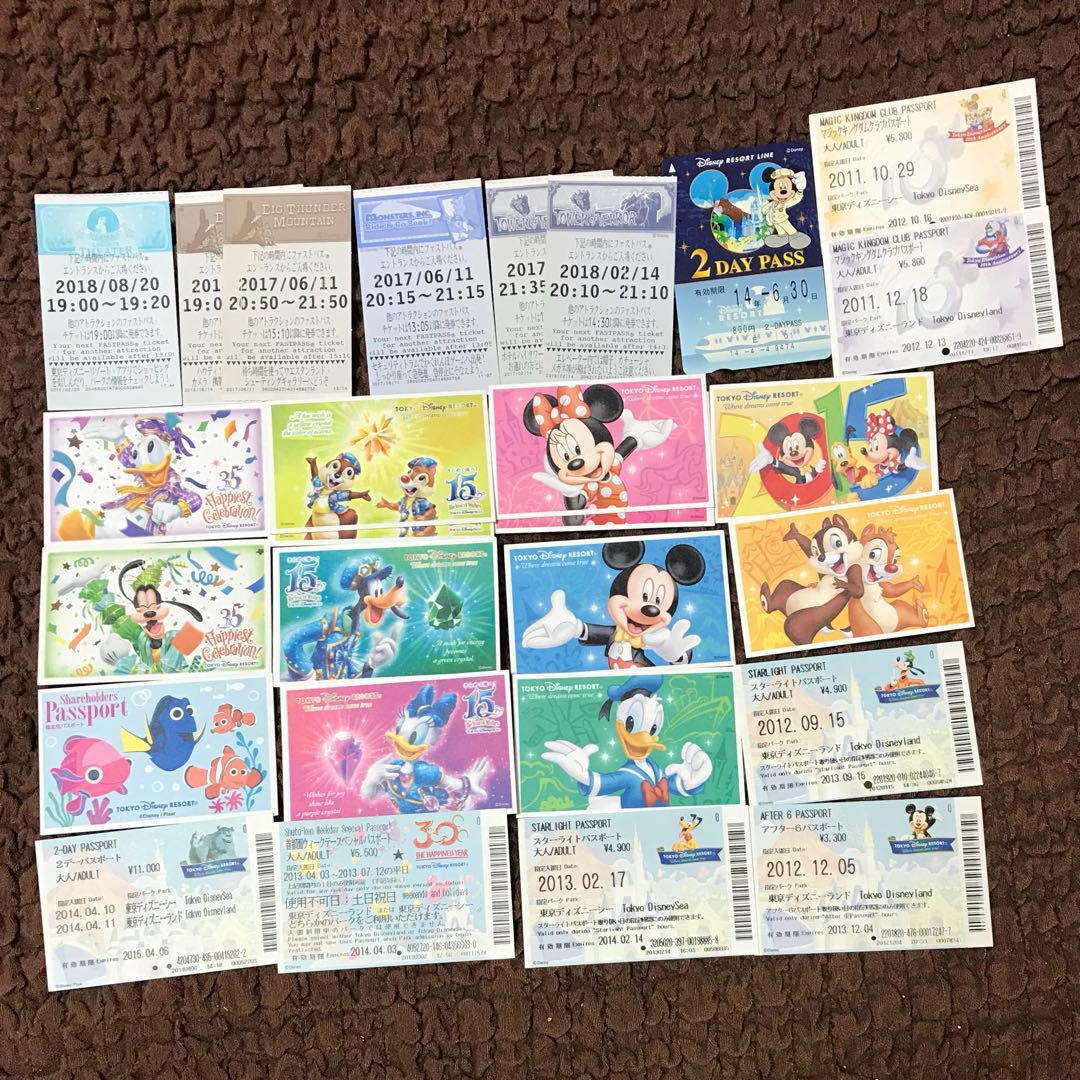メルカリ - ディズニー パスポート ファストパス チケット リゾート