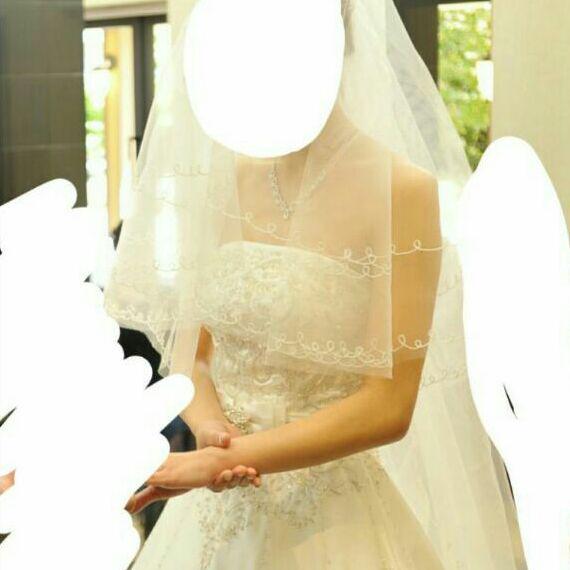 ff401d84f5127 メルカリ - 週末限定 ウエディングドレス 結婚式 美品 JILLSTUART系 ...
