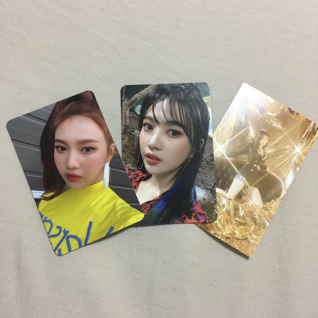 Photocard set