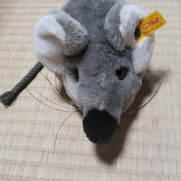 Steiff Stiff Mouse Plush Doll