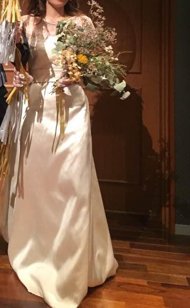 343ffc3dcc9be アンティークウェディングドレス ヴィンテージドレス 結婚式 ウェディング ドレス ...