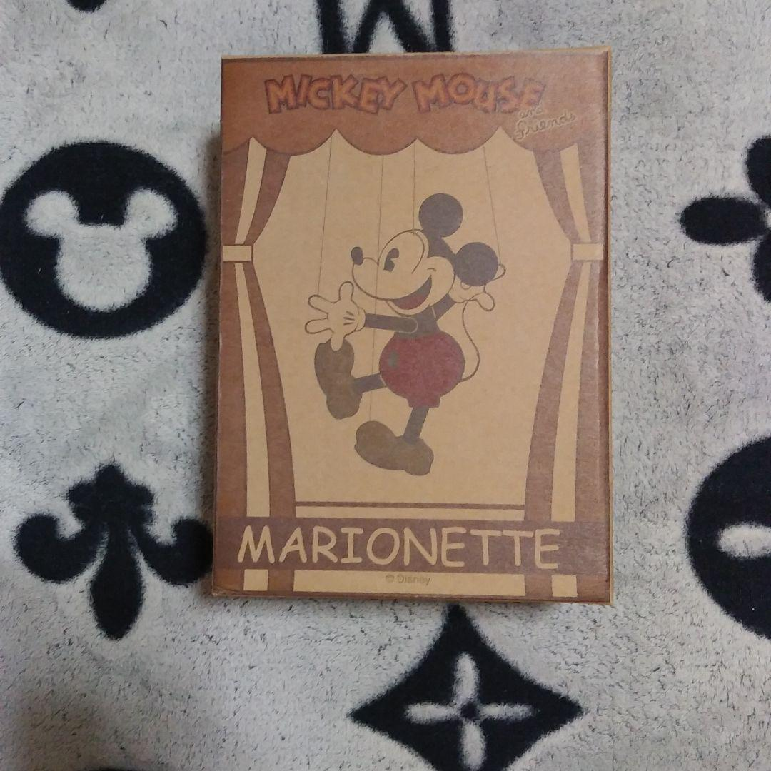 メルカリ - ディズニー ミッキーマウス マリオネット人形 【キャラクター