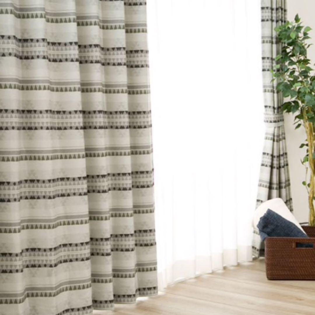 メルカリ - 美品 北欧風カーテン (¥3,000) 中古や未使用のフリマ