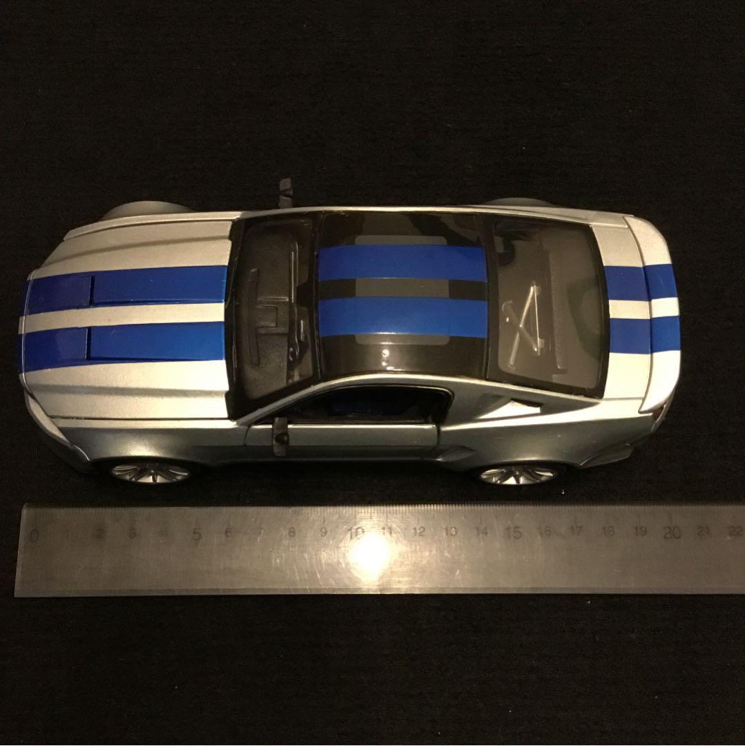 メルカリ マスタング モデルカー need for speed 仕様 ミニカー