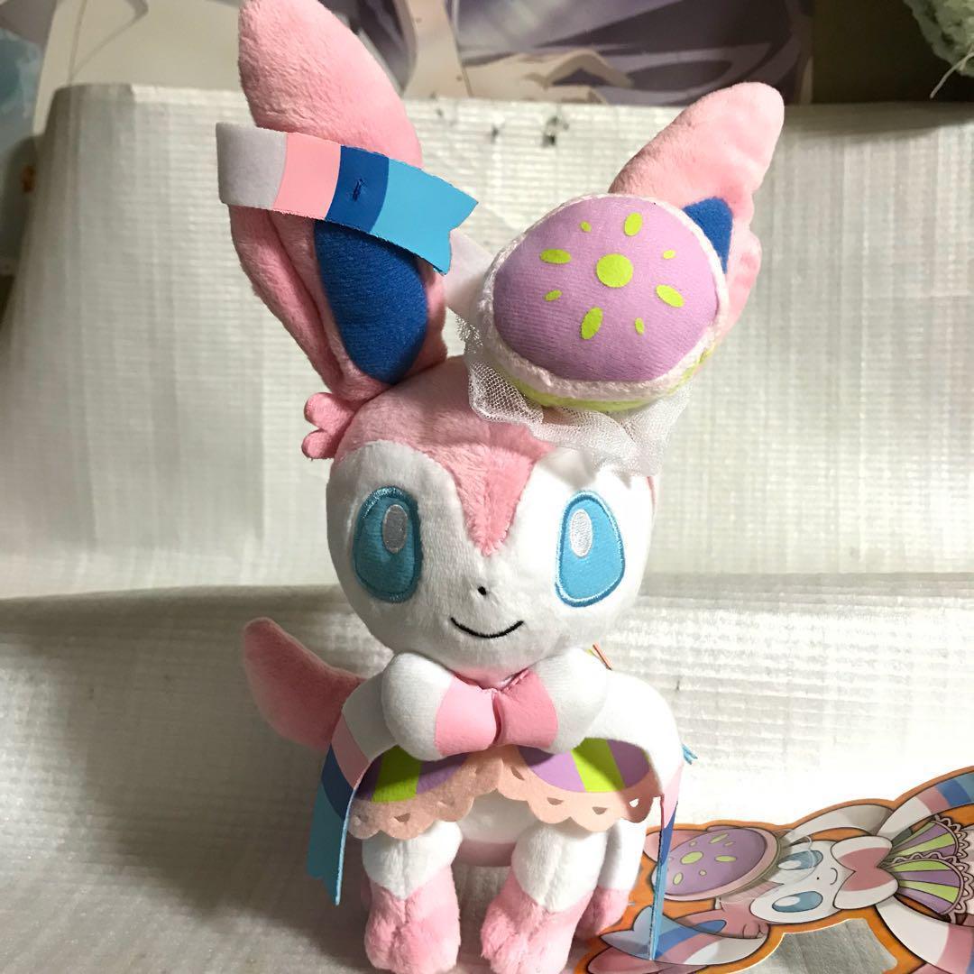 メルカリ - ポケットモンスター ぬいぐるみ 【ニンフィア】ポケモン