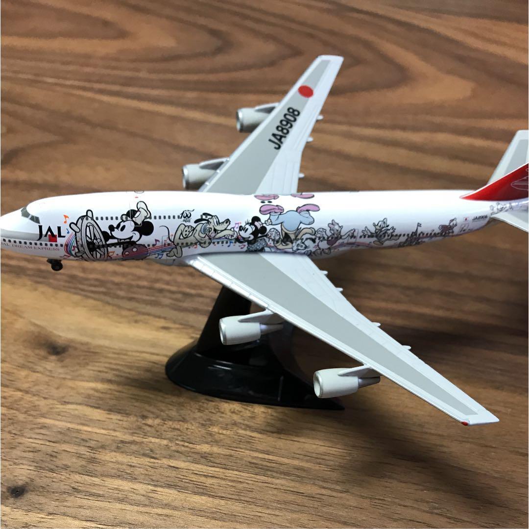 メルカリ - 飛行機模型 jal dream express ディズニー 中古 【航空機