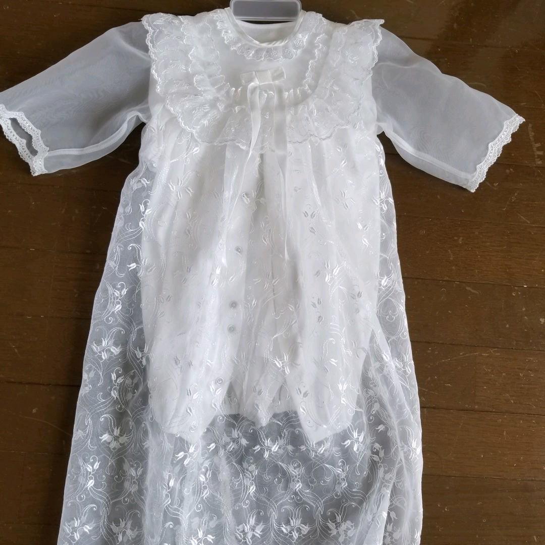 45fa30e02b161 メルカリ - セレモニードレス  ベビードレス  (¥1