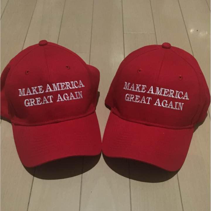 メルカリ jintnic make america great again 帽子 キャップ