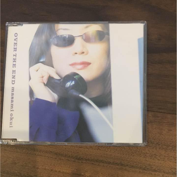 メルカリ - 奥井雅美/OVER THE E...