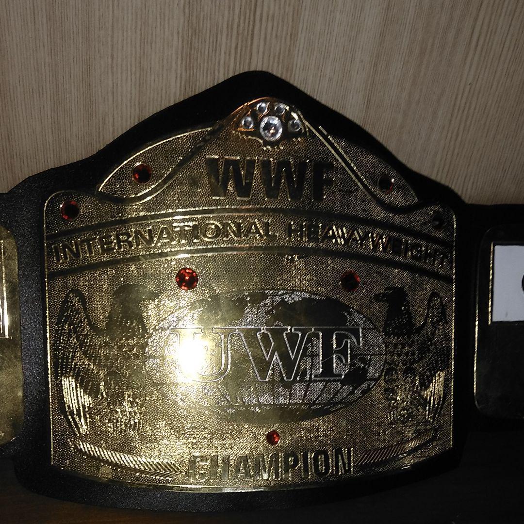 メルカリ - UWF認定WWFインター...