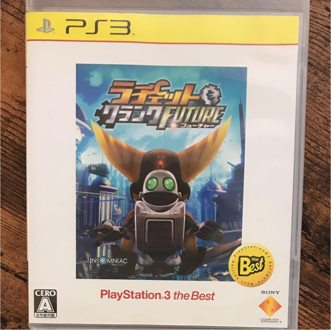メルカリ ラチェット クランク future playstation 3 the best 家庭