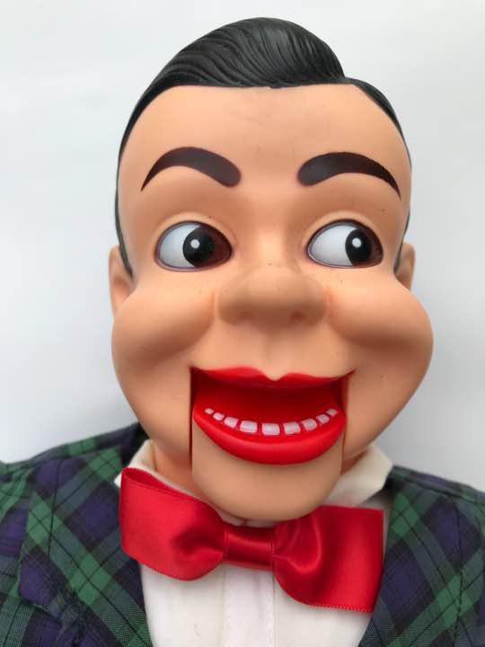 メルカリ - ちゃびん 腹話術人形...