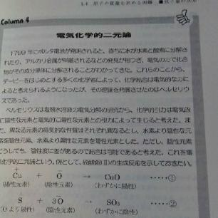 電気化学的二元論