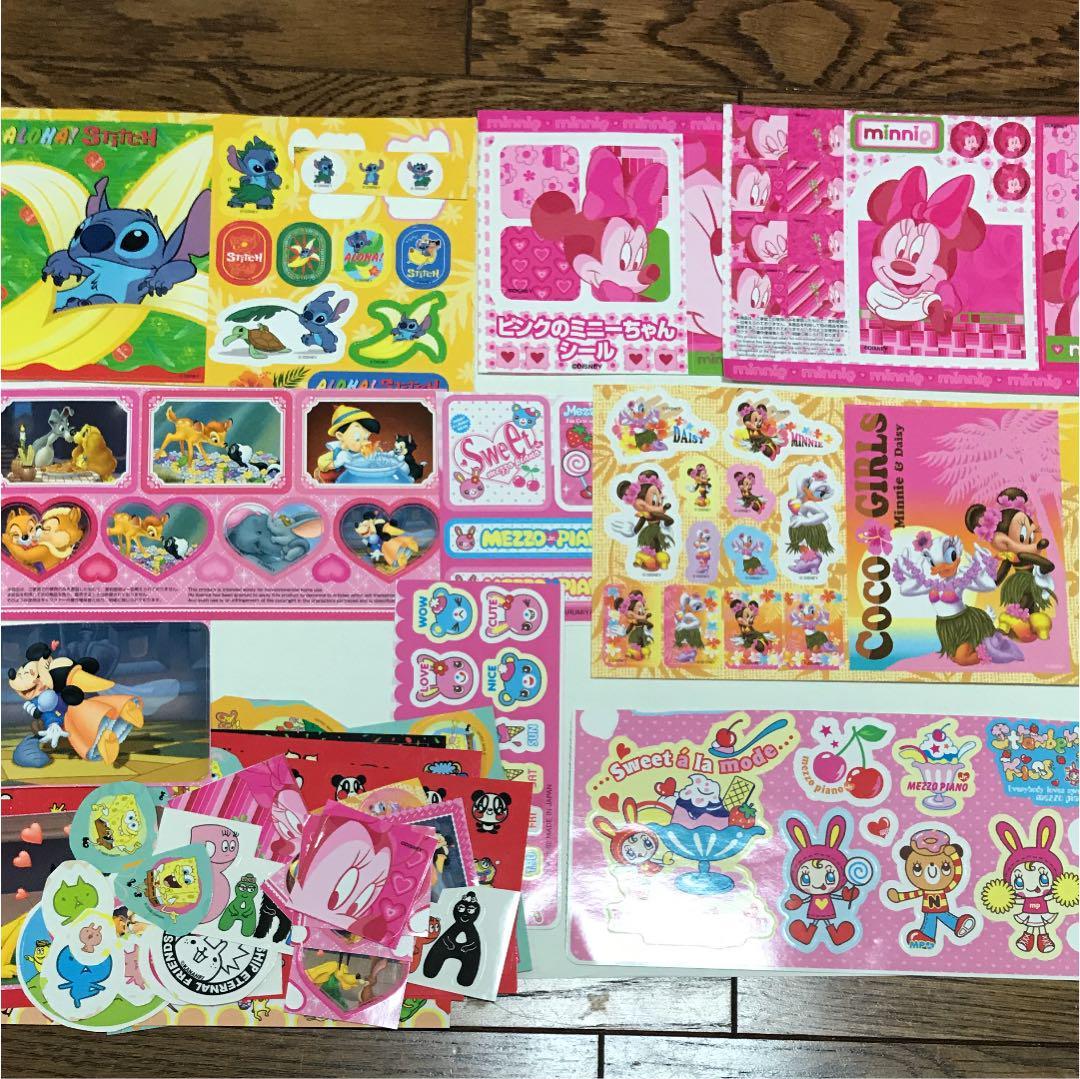 メルカリ - シール まとめ売り 大量 ディズニー 【ノート/メモ帳】 (¥300