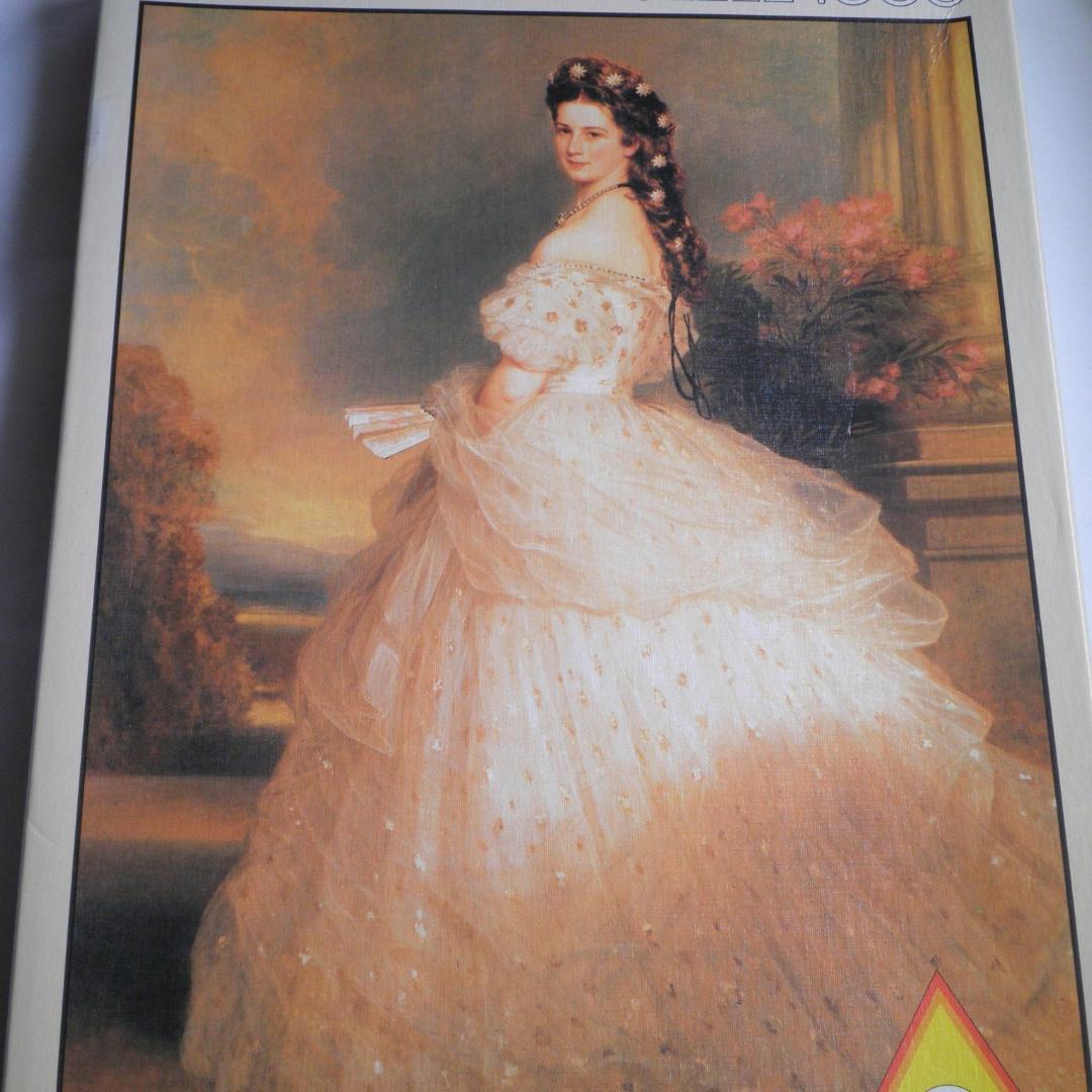 Empress Elisabeth Elisabeth Empress Jigsaw Puzzle 1000 Piece b1a6ba