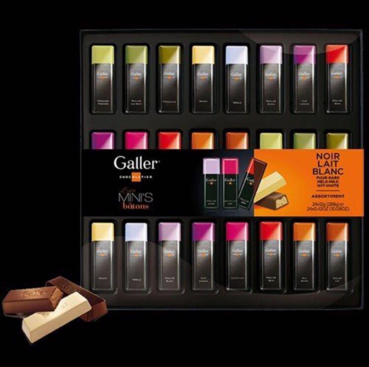 メルカリ galler チョコレート 24個 菓子 3 000 中古や未使用の