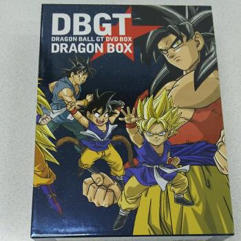 メルカリ dragon ball gt dvd box dragon box gt編 完 アニメ